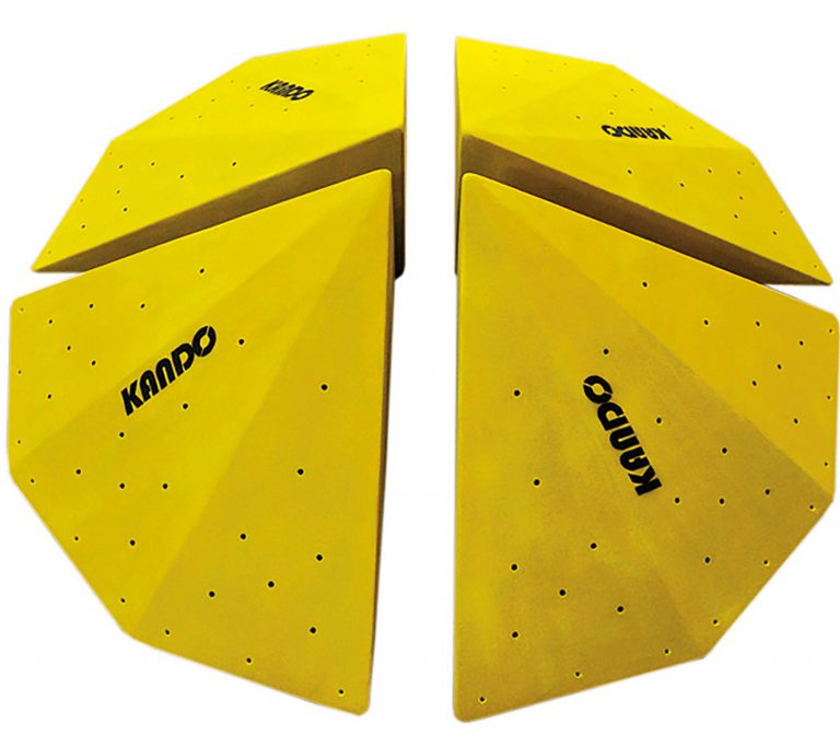 Big-Wheel kando Climbing holds and special volumes Amazing