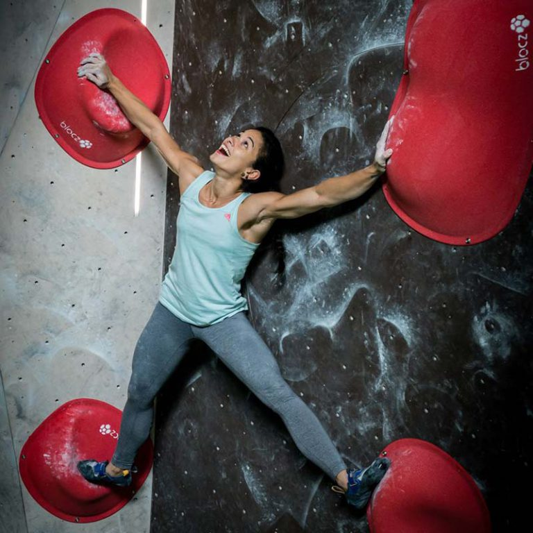 kando Climbing holds and special volumes Amazing